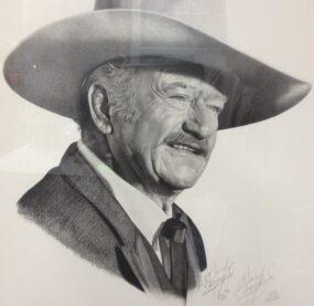 John Wayne Pencil