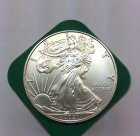 1oz Silver Eagle Bullion