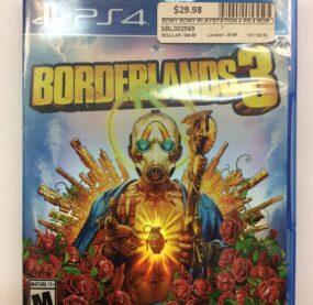 Borderland 3 (PS4)